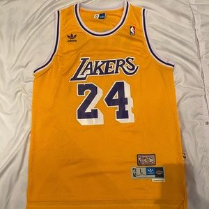 Lakers Kobe Bryant 24 Jersey
